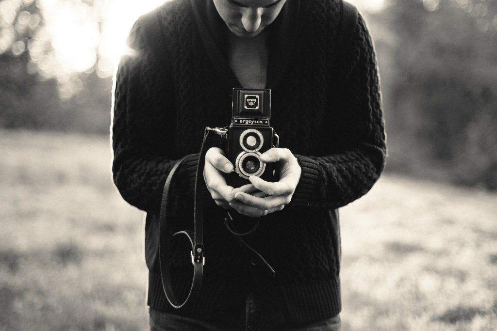 Black & White Wedding Photographer