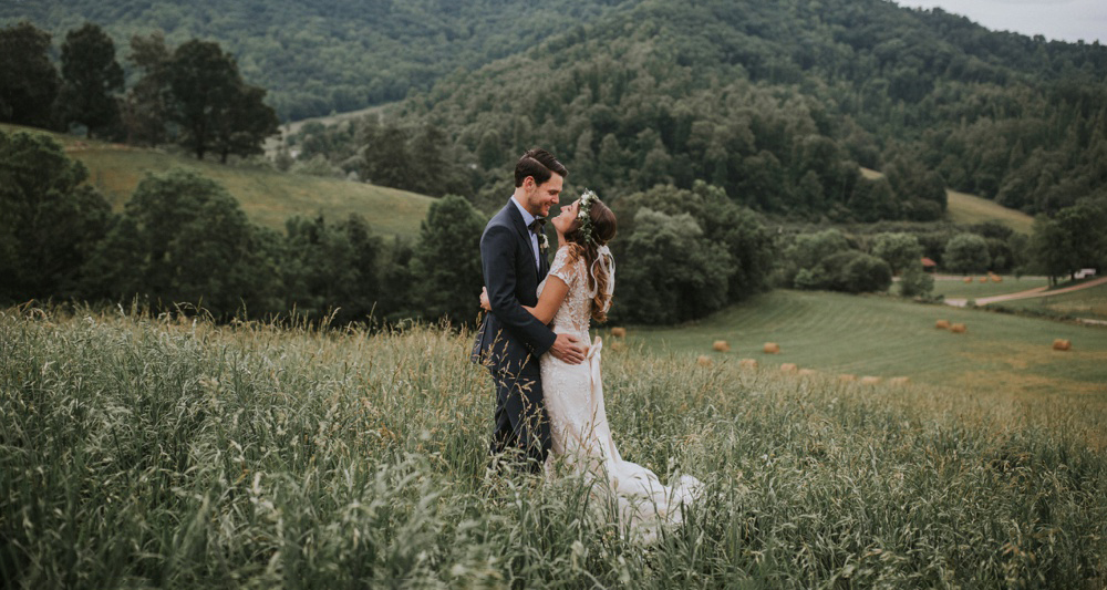 Editorial or Dramatic Wedding Photography Style