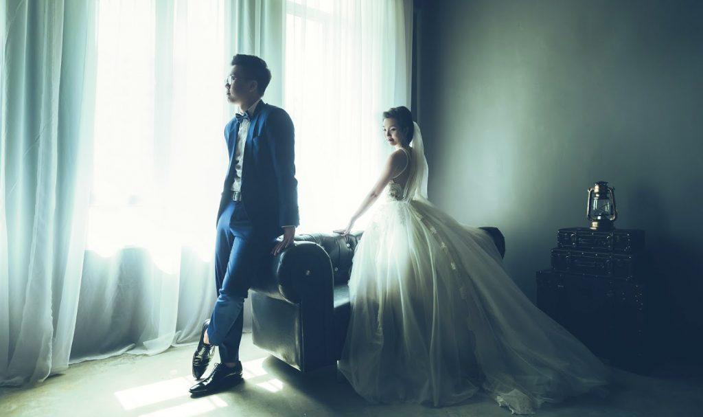 Fashion Wedding Photography Style