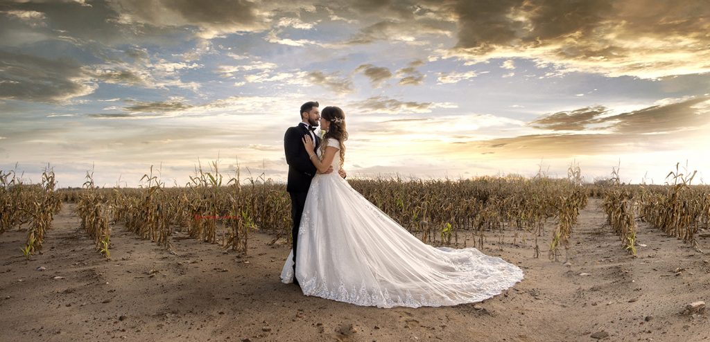Filmy Wedding Photography Style