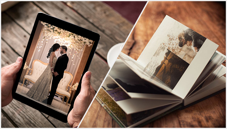 In This Digital Era Is It Still A Necessity To Print Wedding Albums