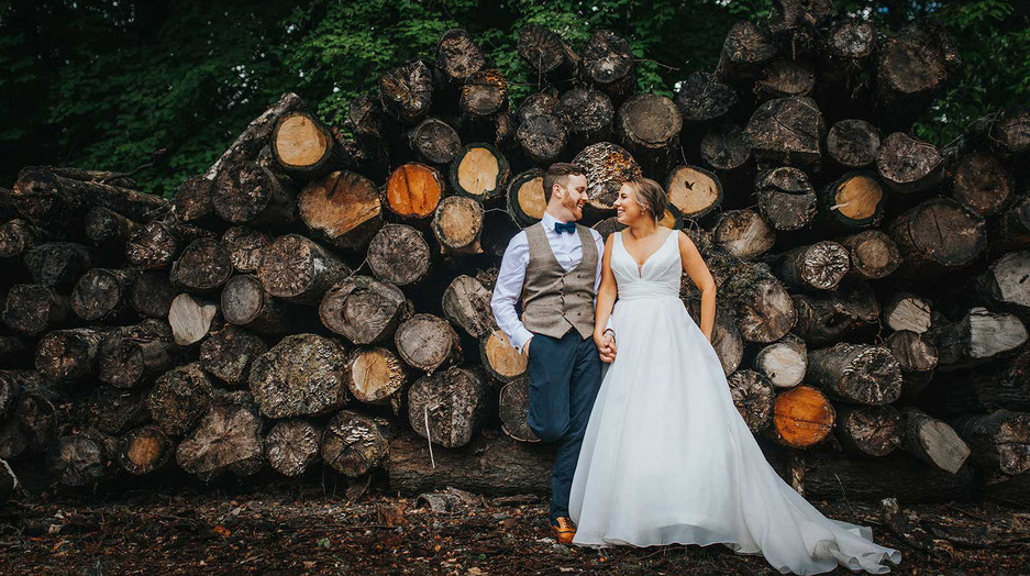 Natural Wedding Photography Style