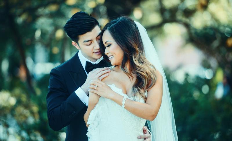 Portrait Wedding Photography Style