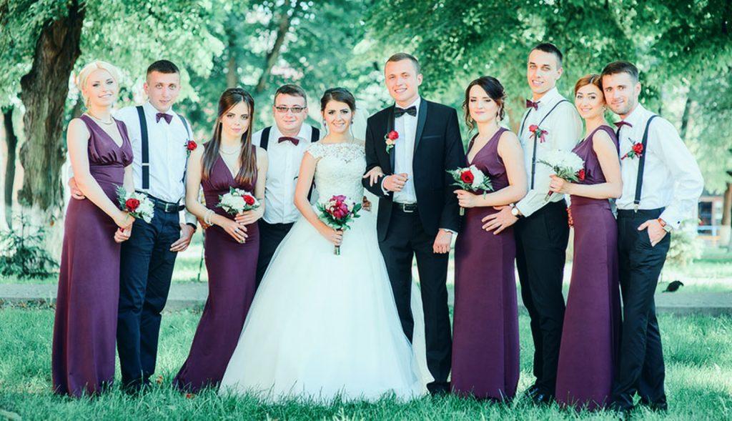 Traditional Wedding Photography Style