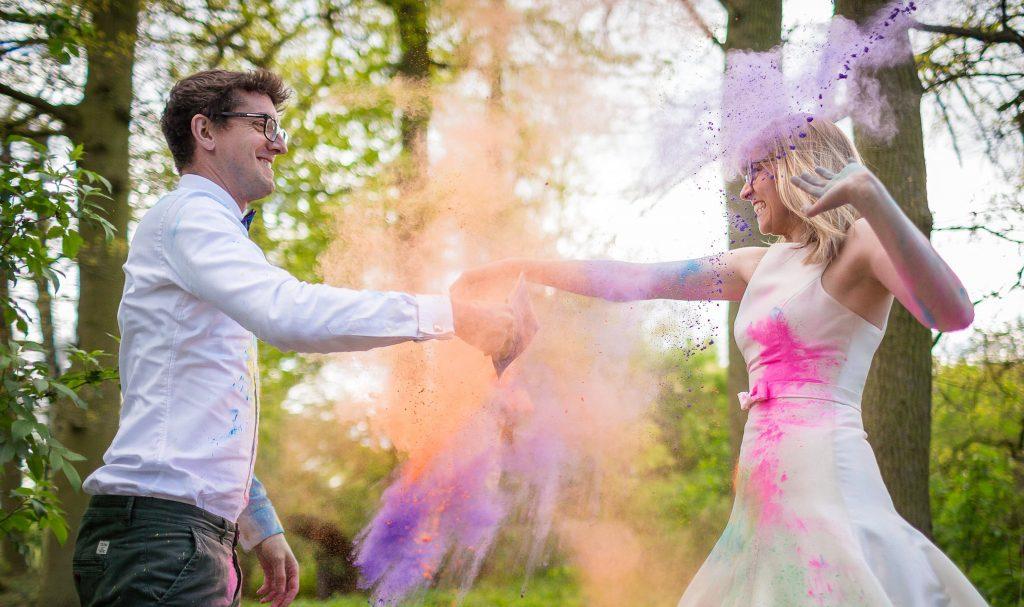 Trash The Wedding Dress Wedding Photography Style