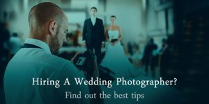 When hiring wedding photographers, things that should be avoided by wedding couples