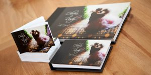 DIY: How to make a perfect wedding photo book