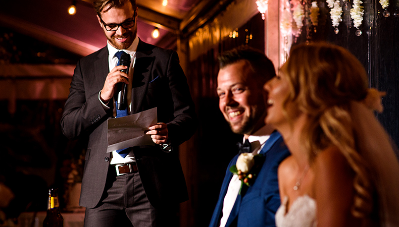 Why do we need Emcees or Wedding Anchors-