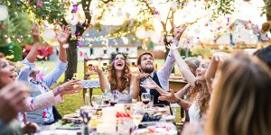List of ideas for your Engagement party
