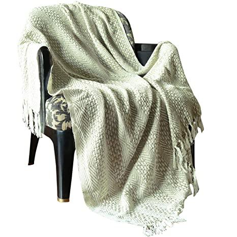 Multicolor RajRang Indian Soft Decorative Cotton Throws Blanket