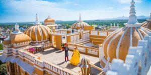 Summer wedding destinations in India