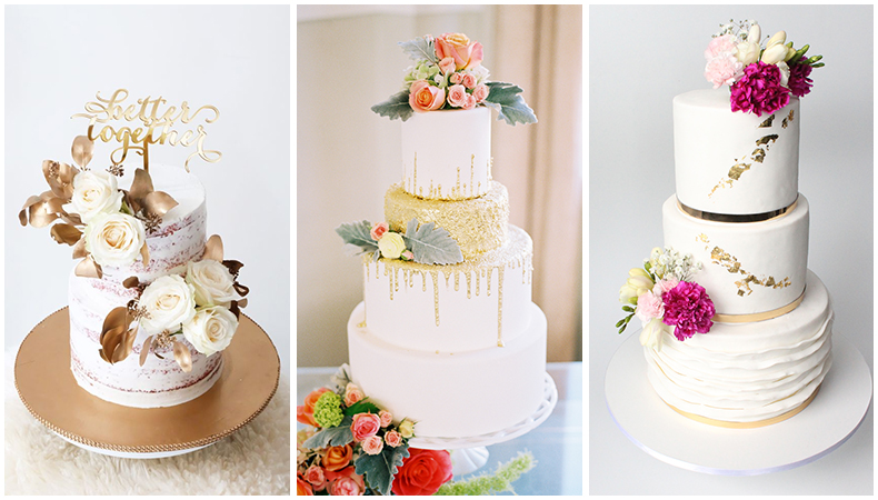 Wedding Cake Trend in 2019