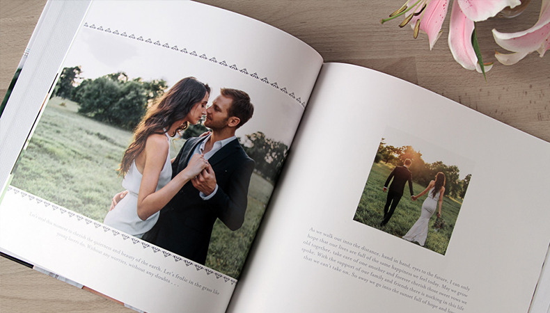 Wedding Photo Book Trend in 2019