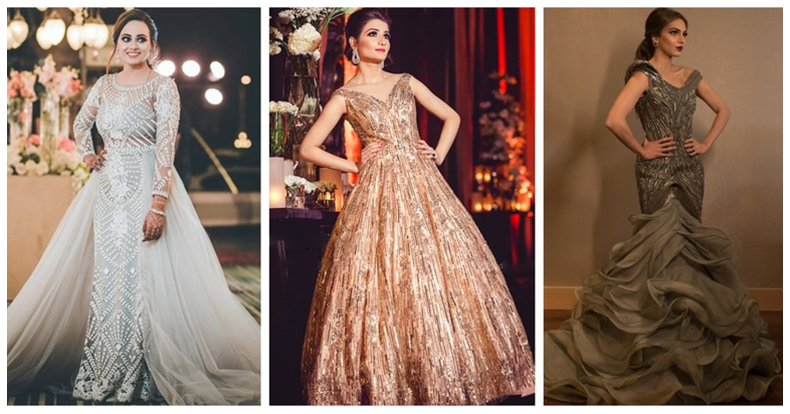Bride Wedding Attires Trends In 2018 2019 Happy Wedding App,Diamond Luxury Wedding Dresses