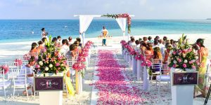 All that you need to know for the beach inspired wedding