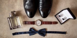 Wedding Day Accessories for the Groom