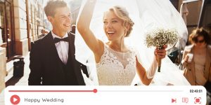 What is the importance of Wedding Video?