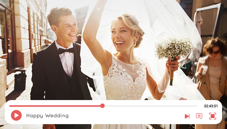 What is the importance of Wedding Video
