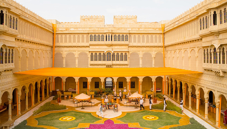Why should you consider Rajasthan as a destination for your Wedding