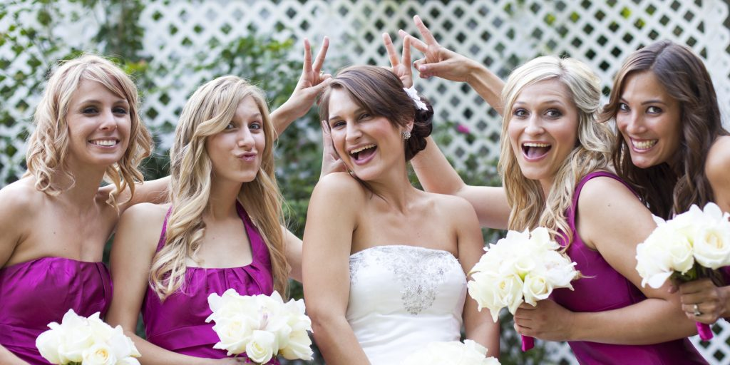 Duties for maid of honor to remember for the Bride's Wedding day