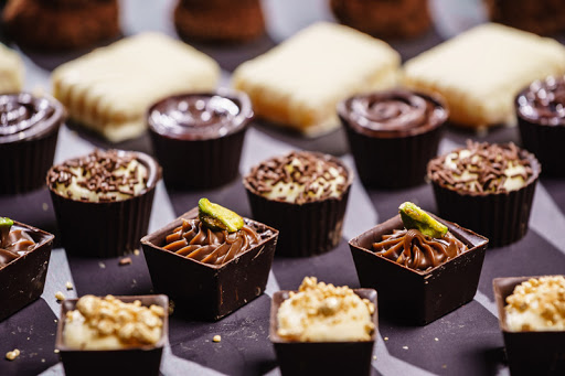 Handmade artisanal chocolates