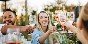 Hosting a bridal shower? Tips to plan a DIY Wine tasting