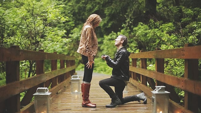 Propose in nature