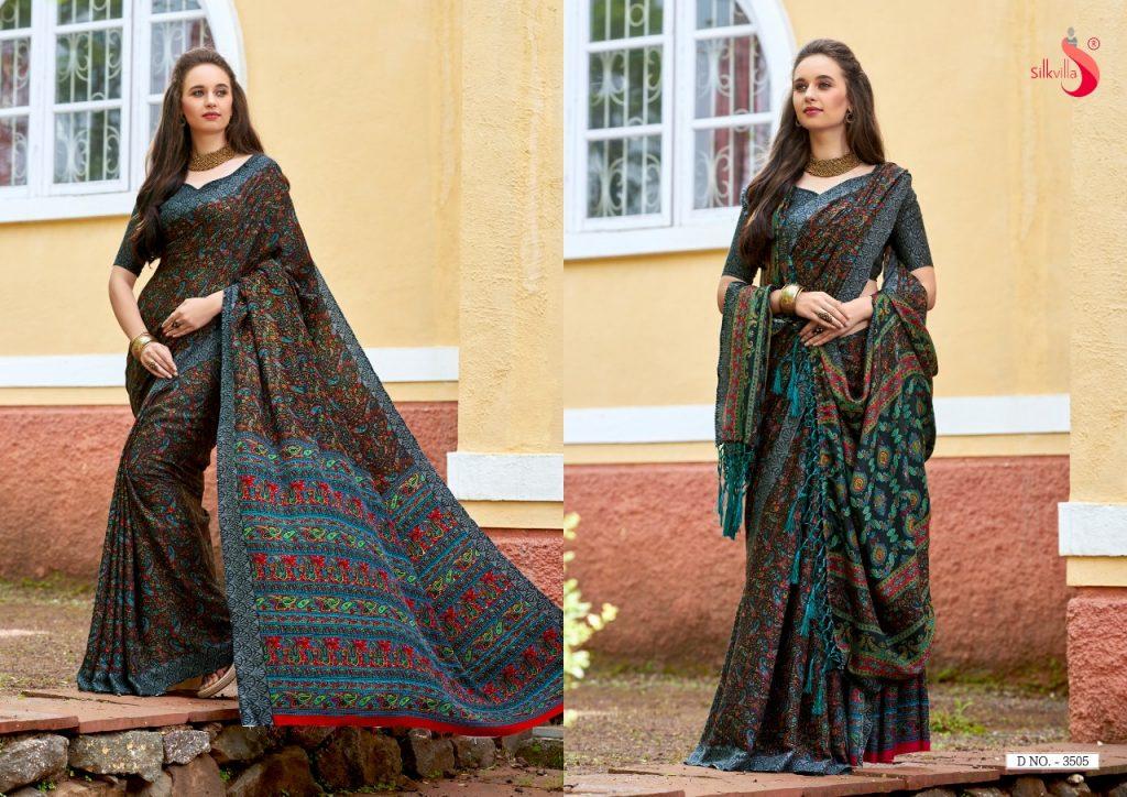 saree or a shawl