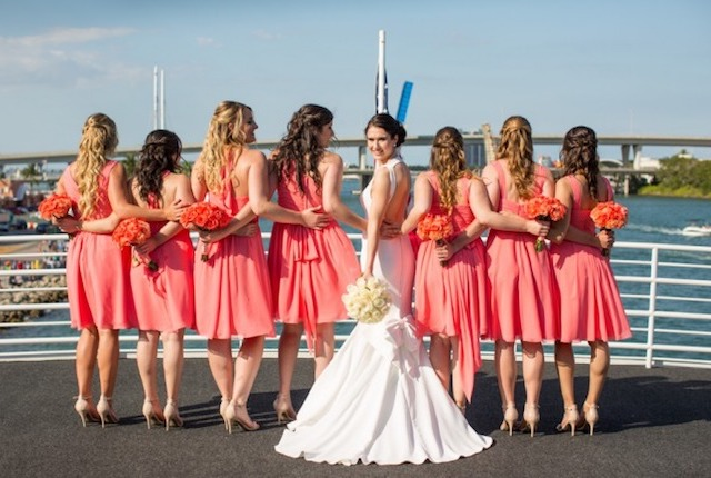 Check for affordable group rates for your cruise weddings