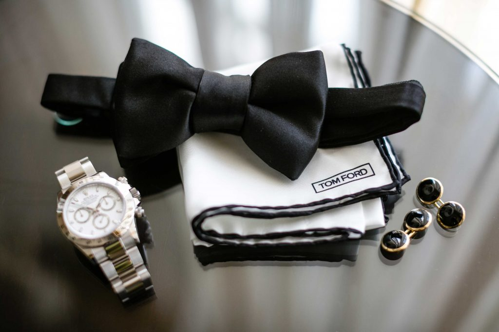 The Groom's Wedding Accessories