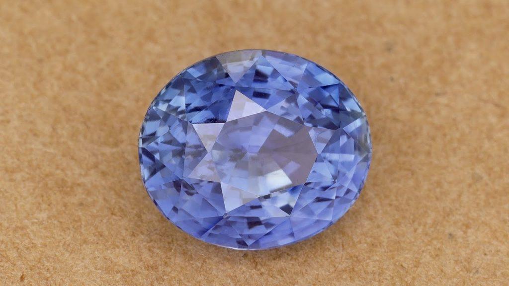 65th Anniversary- Blue Sapphire