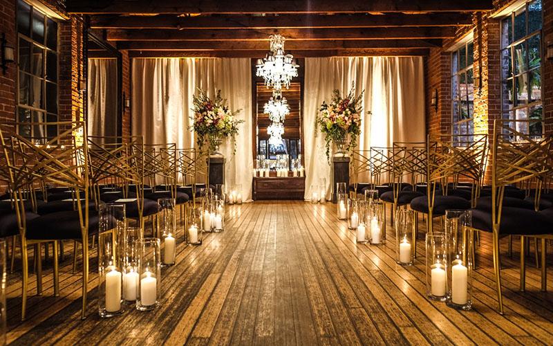 Warm Wedding Decoration ideas