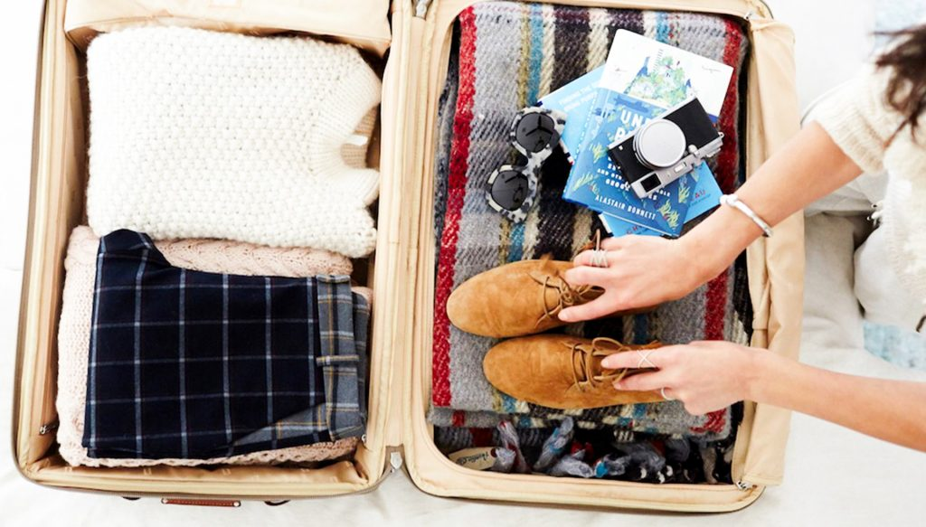 List of packing items that every bride needs for destination wedding