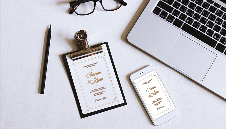 Mistakes that you should avoid in your online wedding invite