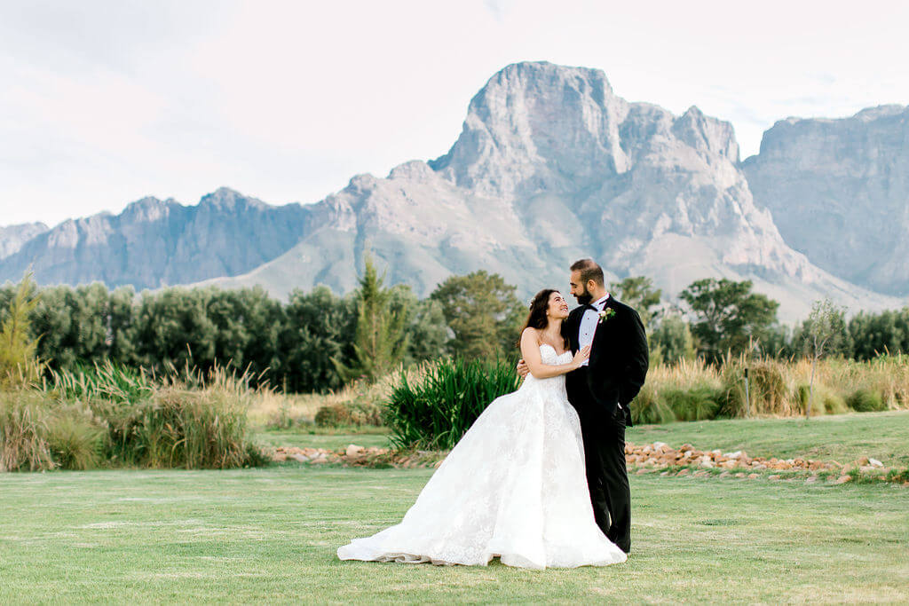 Perfect location for wedding photography