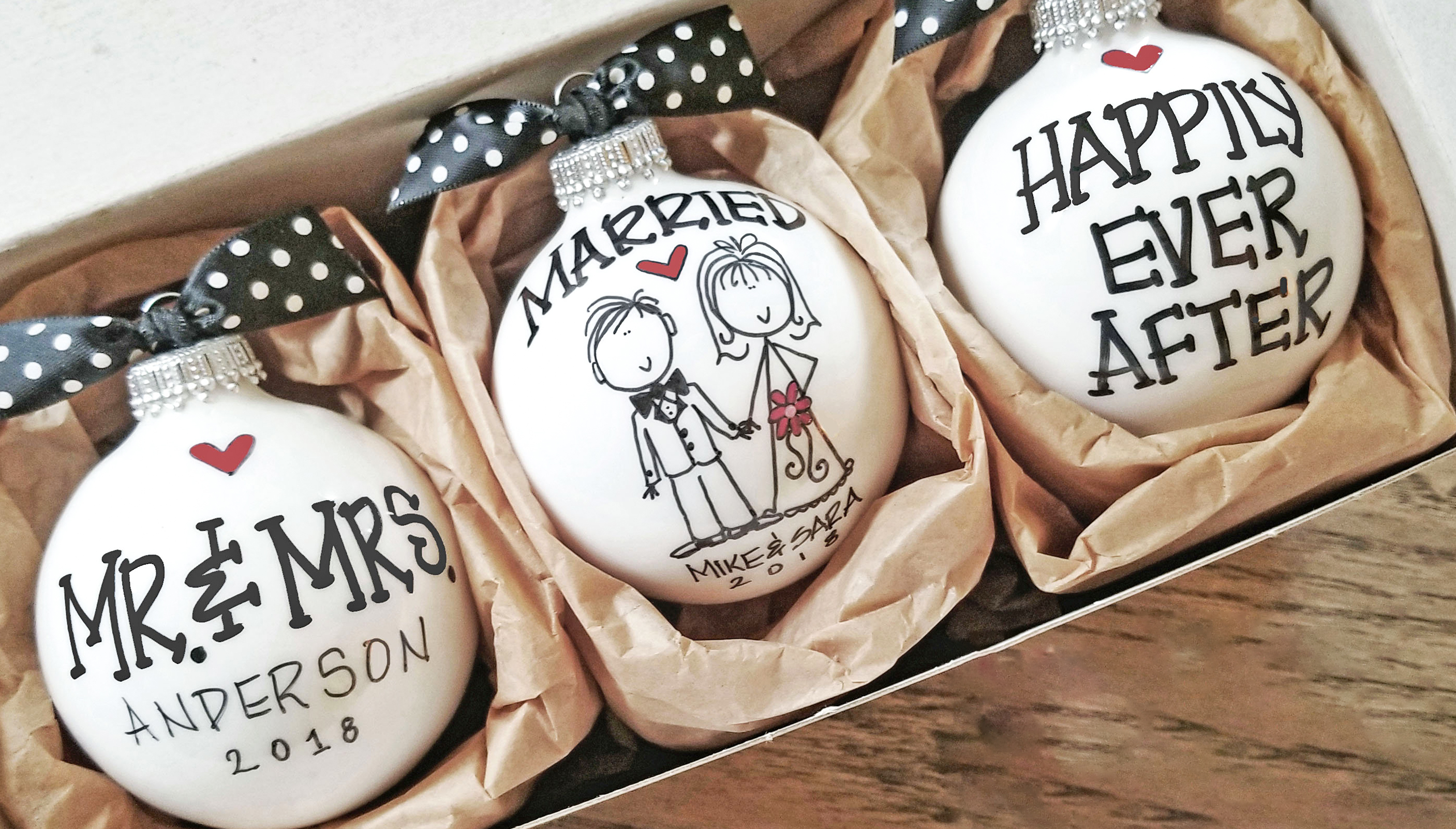 Personalized (DIY) Wedding Gifts Ideas