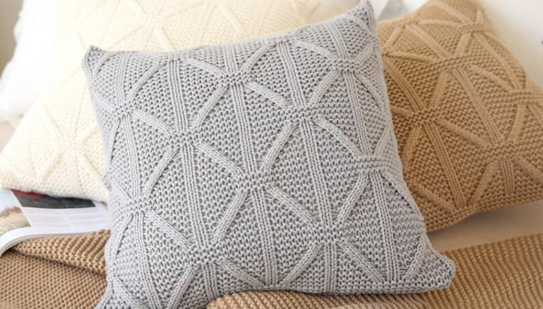 Woolen Pillow Covers