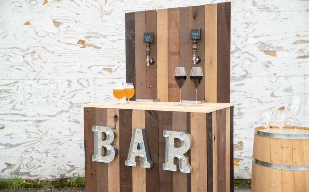 DIY your bar