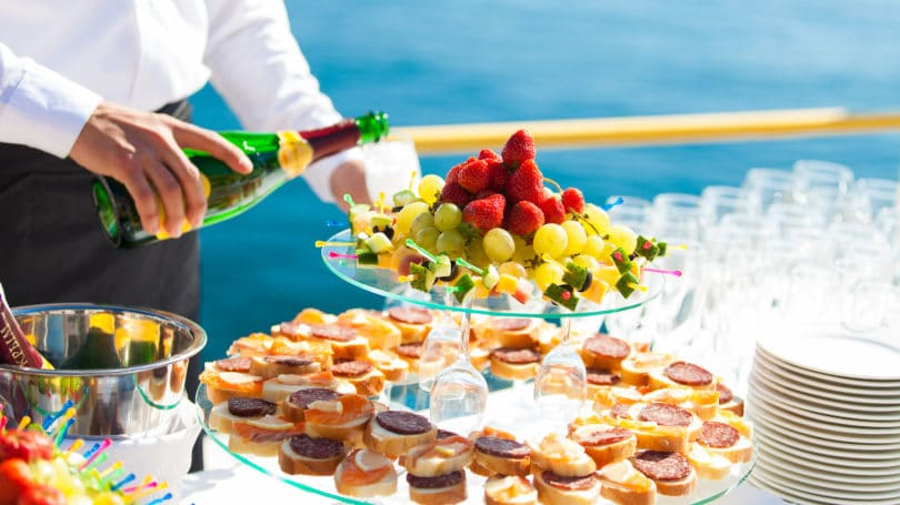 Wedding Food Decoration Decor