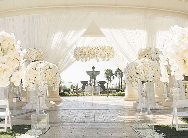 Wedding Natural is Classy Decor