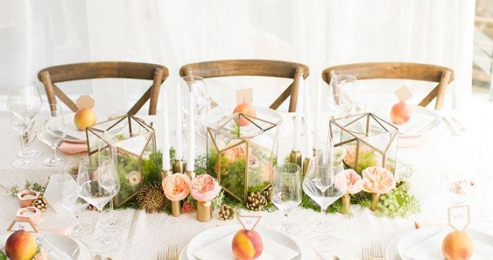 Wedding Terrariums Decor
