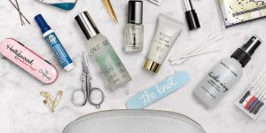 Wedding day emergency kit for the bride & bridesmaids