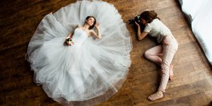 Have a secondary (backup) photographer for wedding photos?