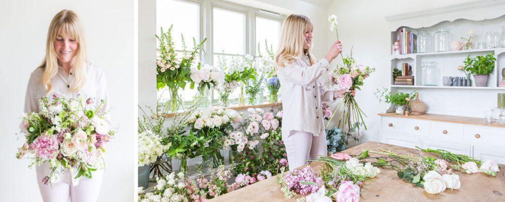 Meet your wedding florist in person