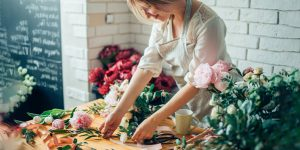 Tips on choosing a wedding florist