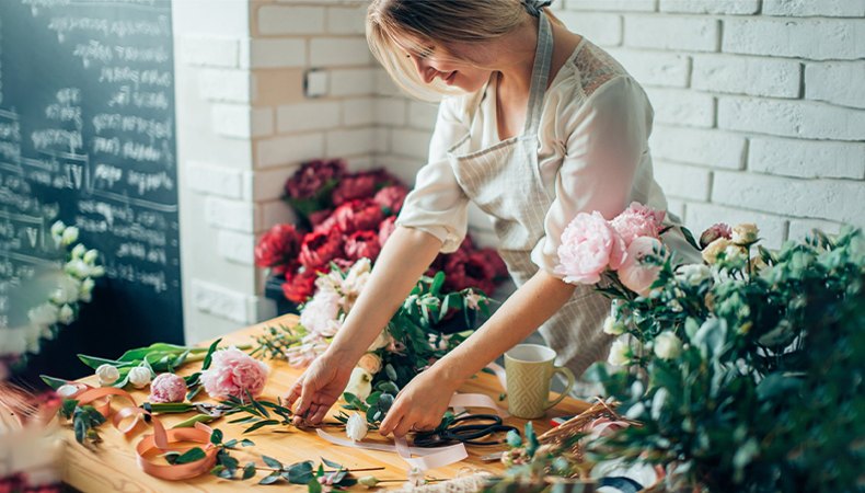 Tips on choosing a wedding florist