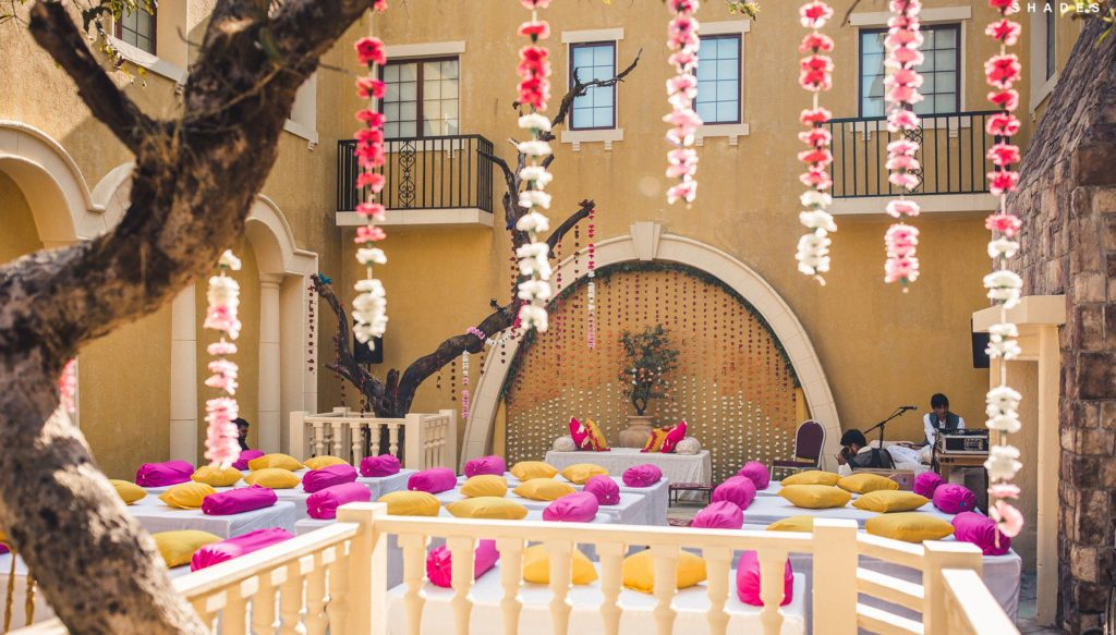 Best home decor ideas for pre wedding ceremonies in India
