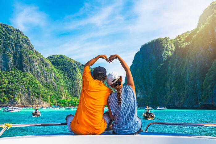 Consider weather conditions of the place you are planning for your honeymoon