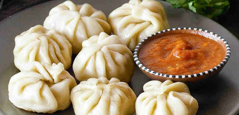 Mouth-Watering Nepalese Dumplings (Momos)