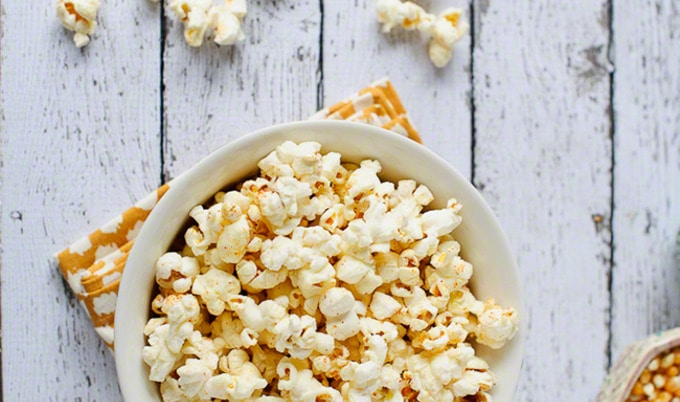 Pop-up the event with Flavored Popcorn